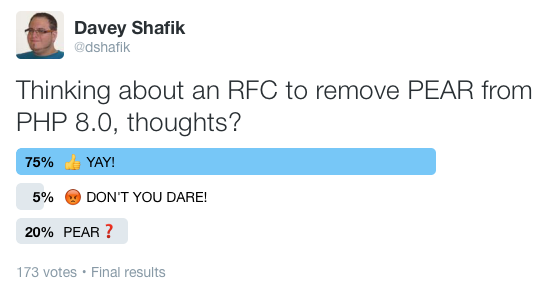 rfc:davey_shafik_on_twitter_thinking_about_an_rfc_to_remove_pear_from_php_8_0_thoughts_.png